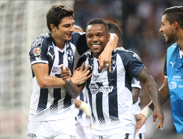 Monterrey ganó 4-1 a Chivas