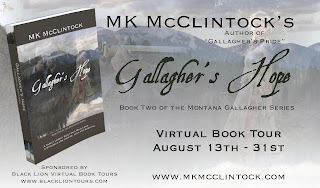 On Location with the Gallagher Family By MK McClintock