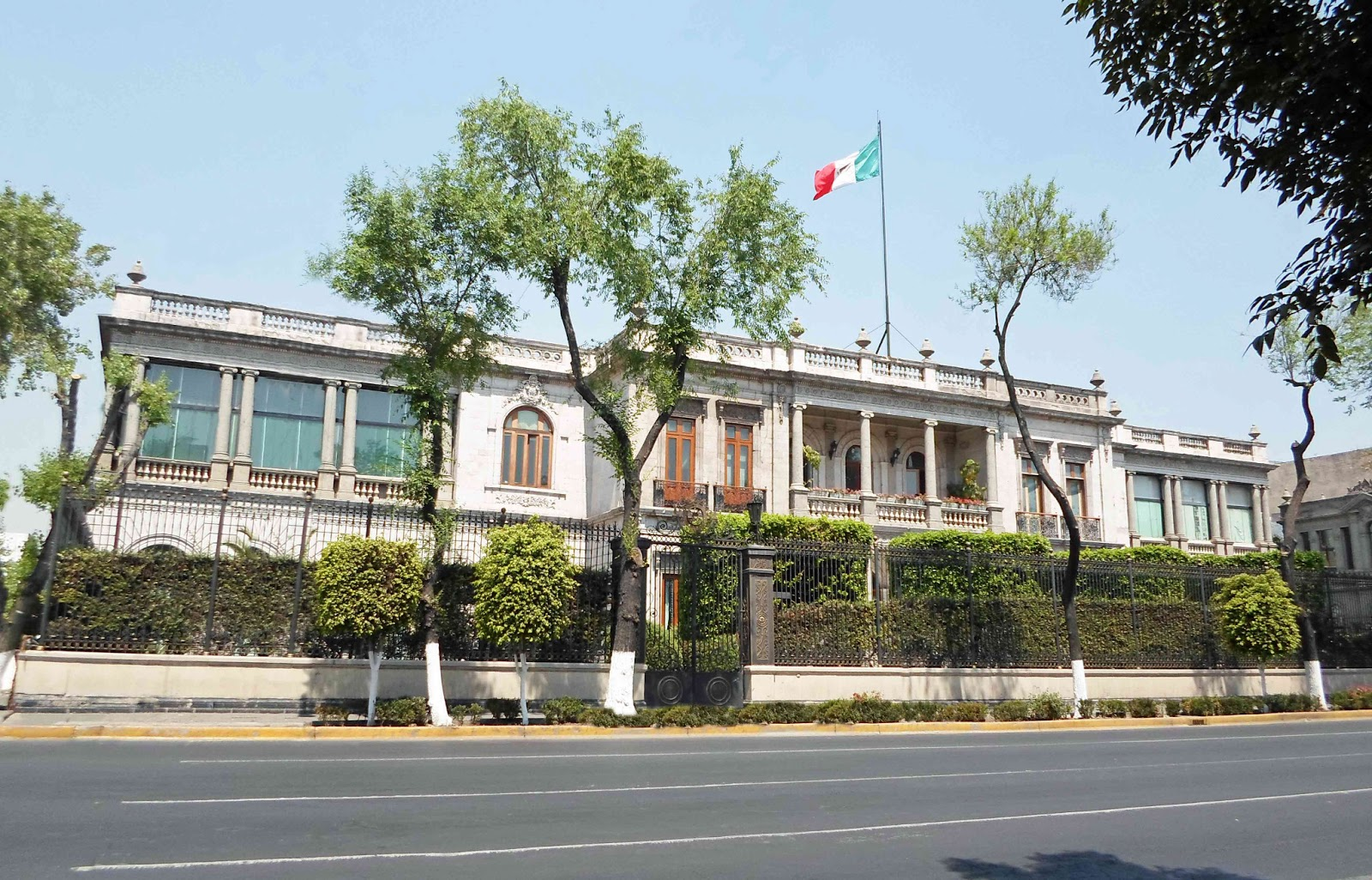 Grandes Casas De M Xico La Casa De Don Feliciano Cobi N F