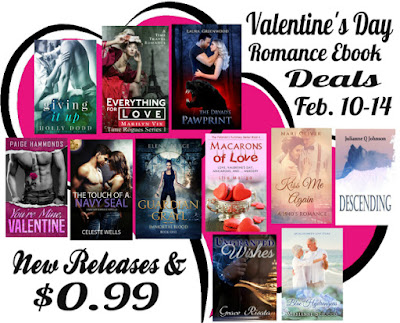Valentine's Deals! Romance books at GREAT Prices!