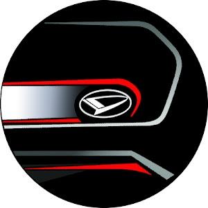 Cover Ban/ Sarung Ban Serep Mobil Terios No.21