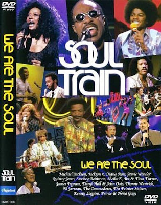Soul Train We Are The Soul 2010 DVD R1 NTSC VO