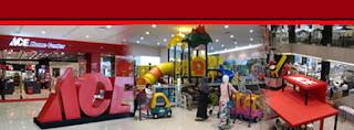 (Walk In Interview) PT. Ace Hardware Indonesia - Store Manager/SuperVisor Store/Chief Cashier/Supervisor CS/HRD STore/Customer Service/Pramuniaga/Advisor/Security/Cashier/Visual Merchandiser/Teknisi Elektro/Sipil/Installer/Warehouse/Driver