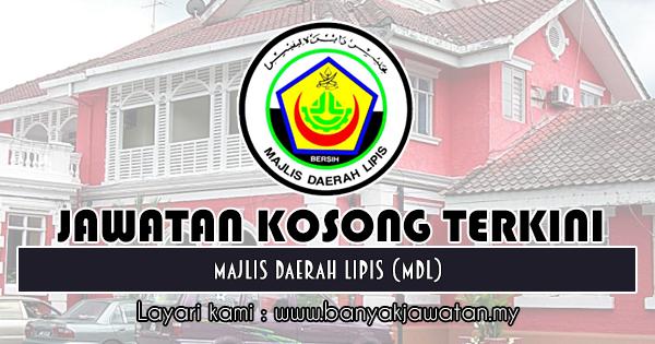 Jawatan Kosong 2018 di Majlis Daerah Lipis (MDL)