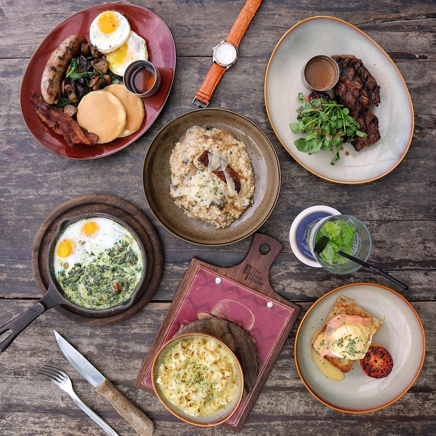 The Chop House at Vivo City: New Brunch Menu Only Available On The ...