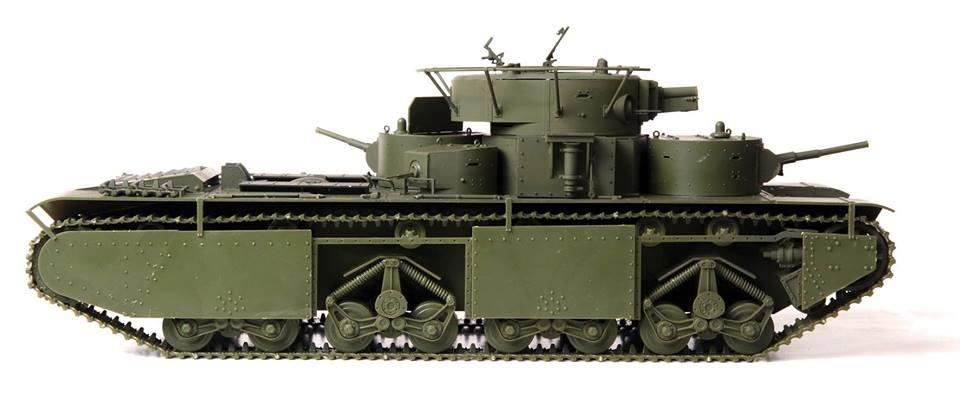 Zvezda Adds T-35