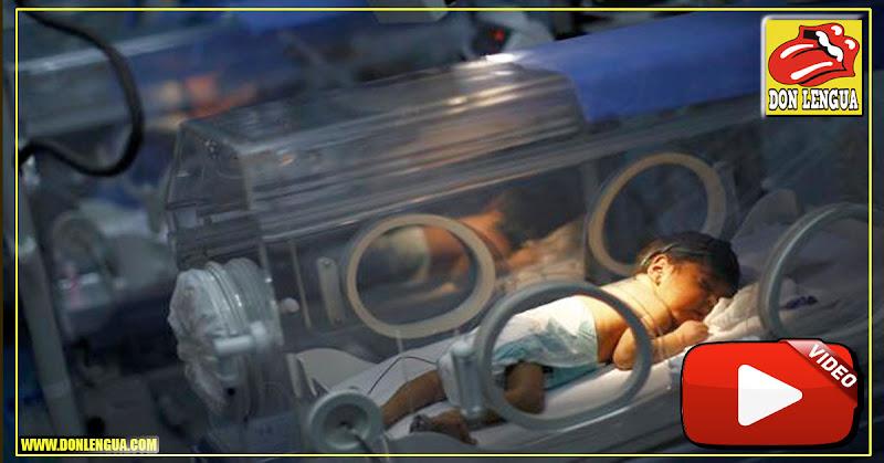 En el Materno Infantil de El Valle le dan respiración manualmente a los bebés en incubadoras - Siglo 17