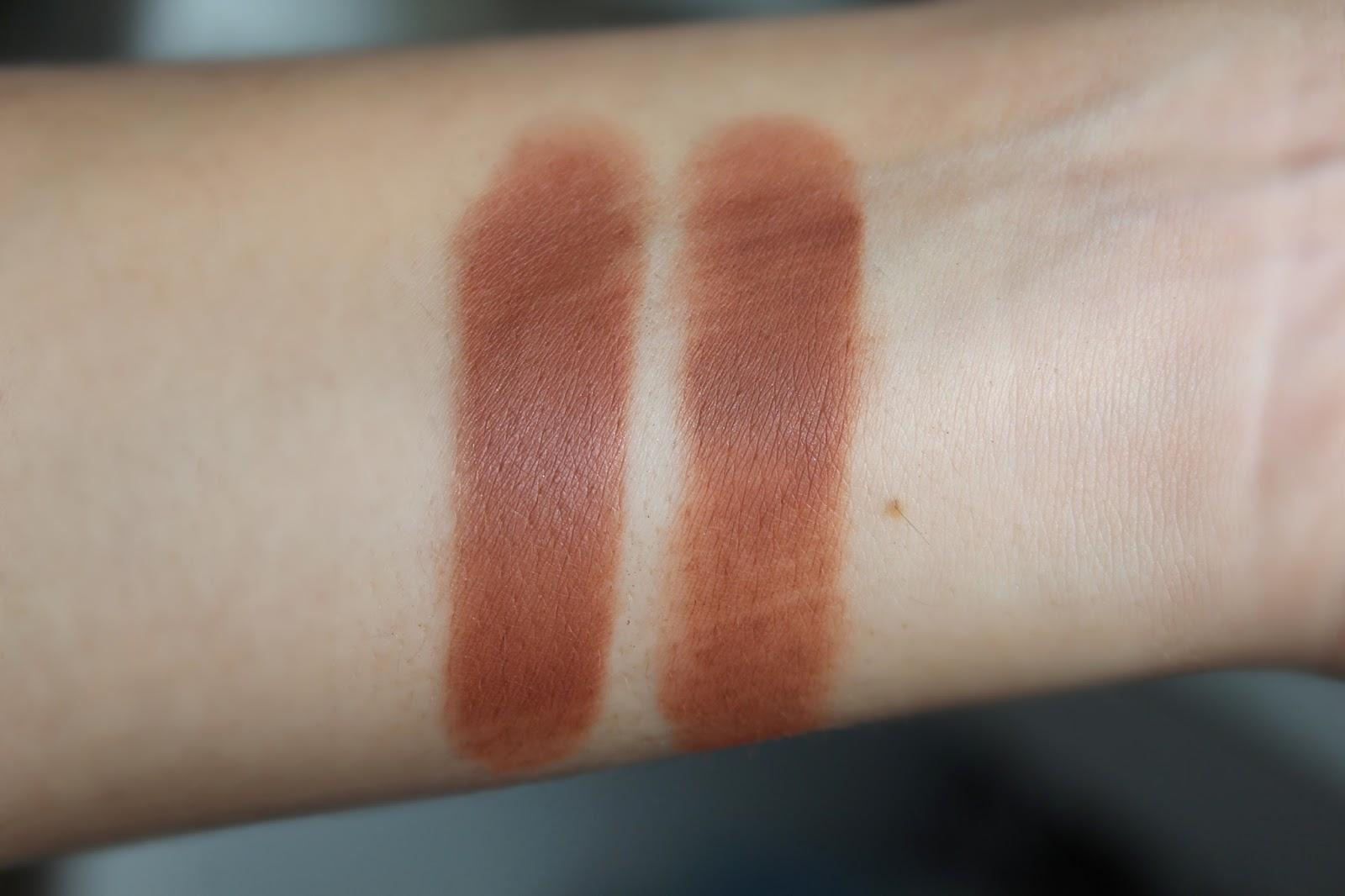 Makeup By Siham: Makeup Geek Eyeshadow Review + Mac Dupes!!!
