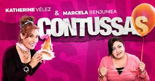CONTUSSAS 2020 con Katherine Vélez y Marcela Benjumea