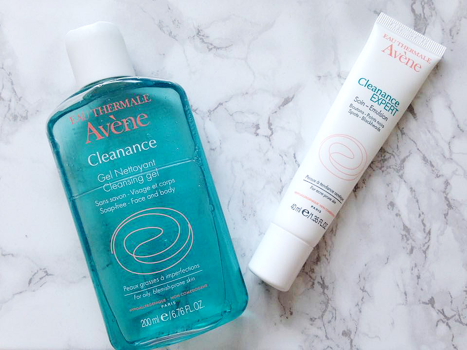 Acne Fighting Skincare with Avene