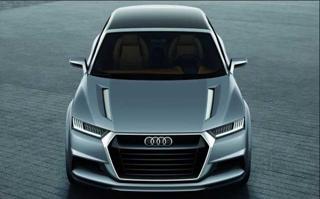 2018 Audi Q9 Exterior