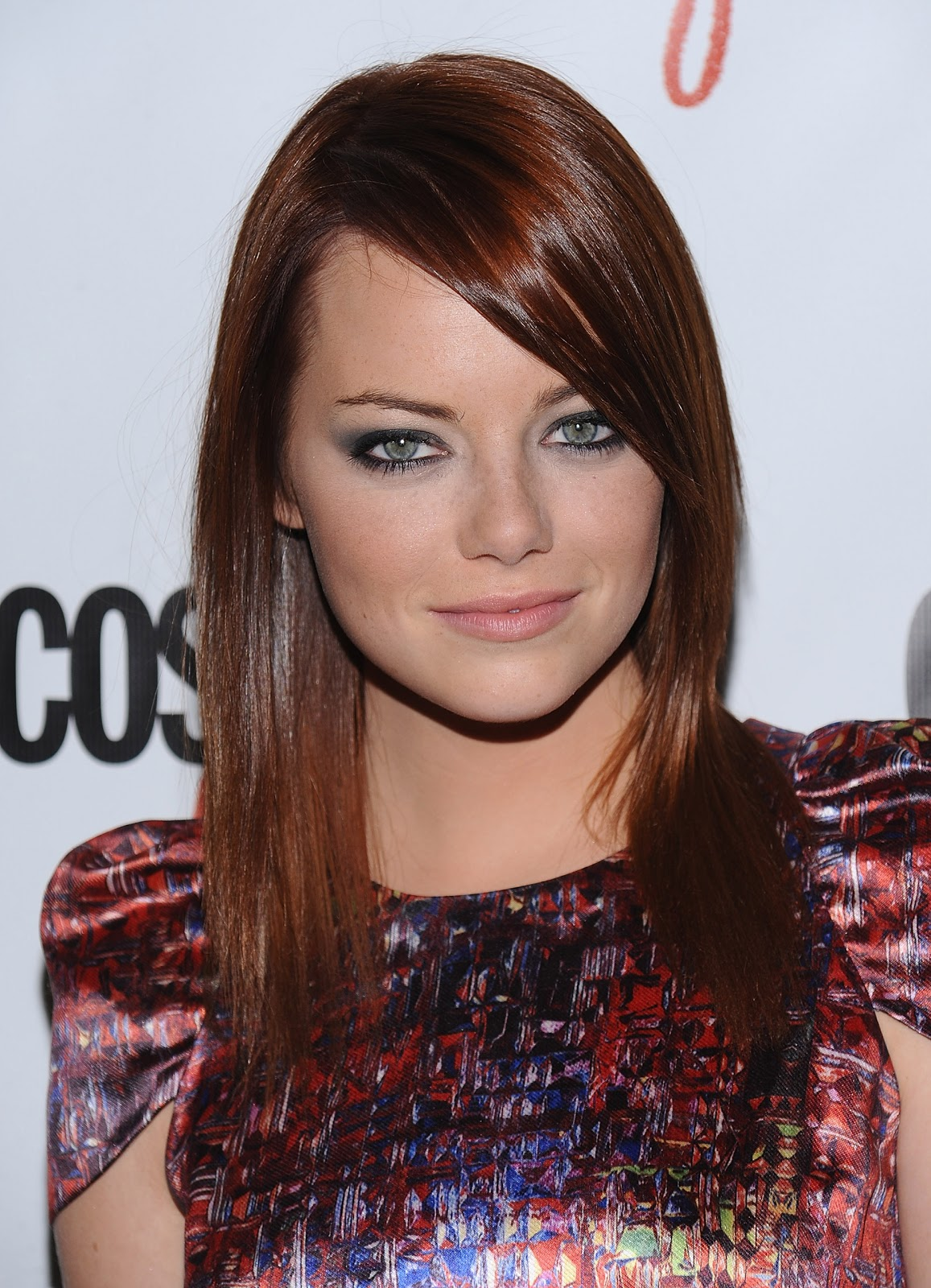Emma Stone's Best Red Carpet Hair and Makeup Looks - Teen ...