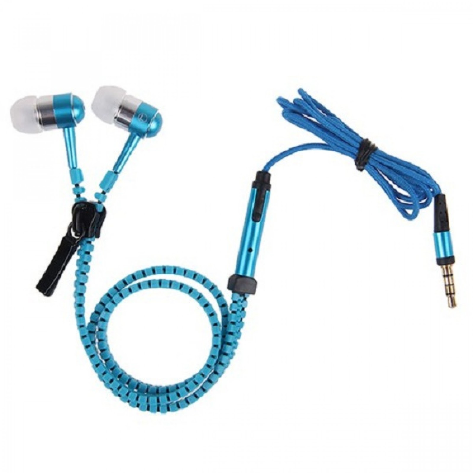 Headset Handfree Earphone Resleting Zipper Termurah Dan