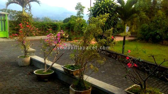 Sewa Villa Pacet Murah - Villa Alam Asri