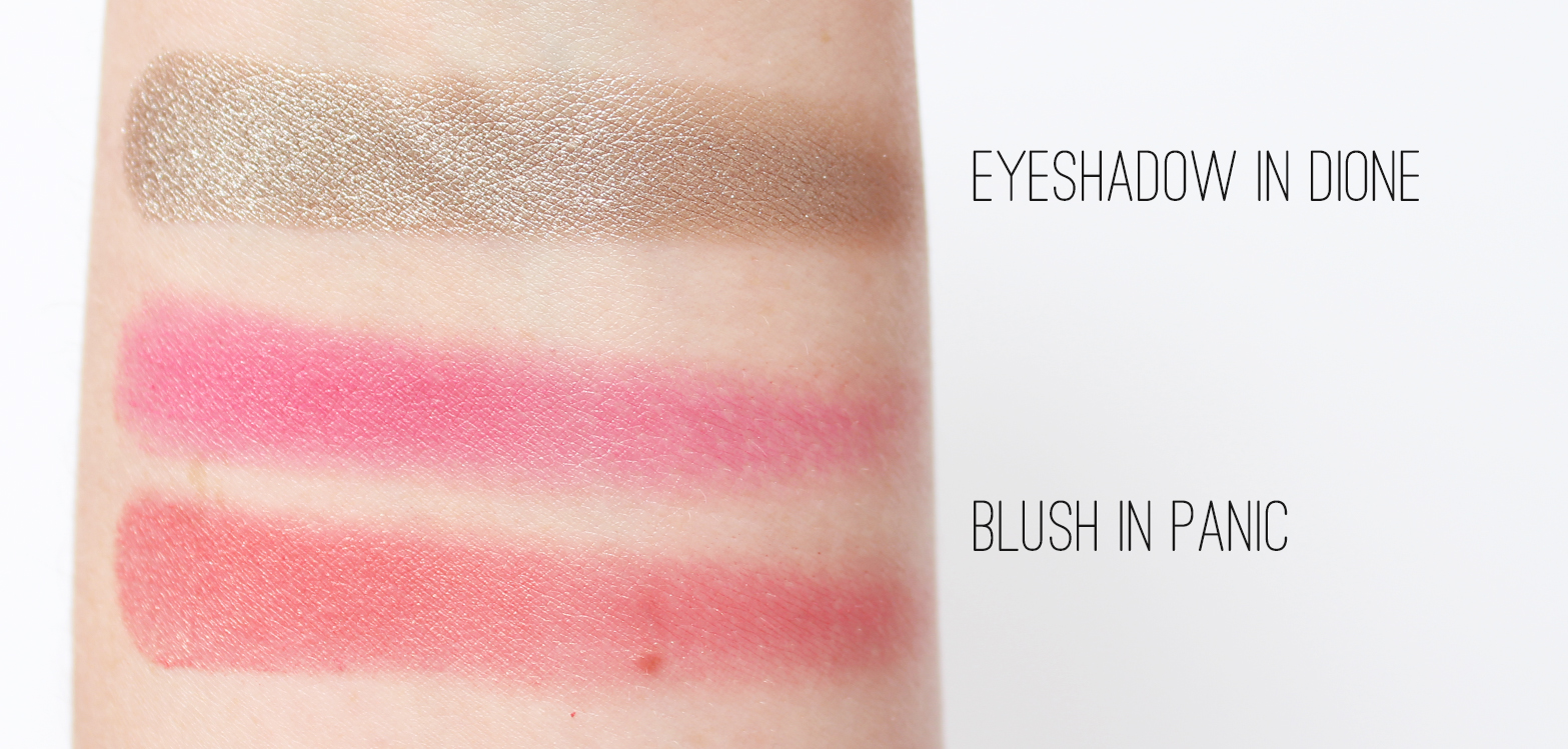 NARS | Dual Intensity Blush + Eyeshadow - Review + Swatches - CassandraMyee