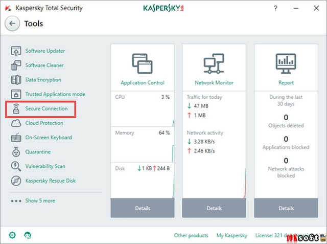 Kaspersky Total Security 2017 Offline Installer Free Download