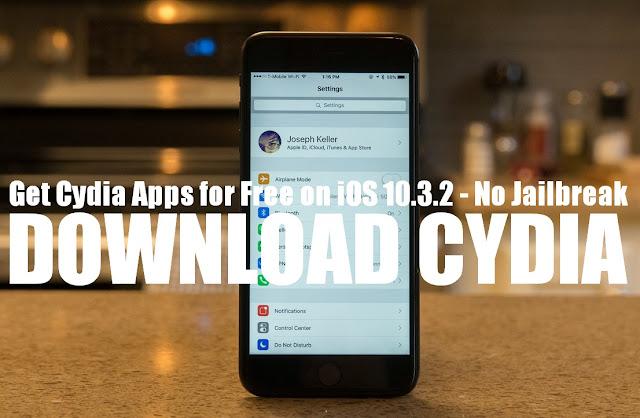 Cydia Download Blog: Download Cydia iOS 10 3 2 - 7 0 with