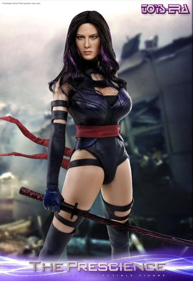 Toyhaven Toys Era 1 6th Scale The Prescience Aka Olivia Munn As Psylocke In X Men Apocalypse