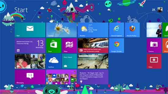 how to create control panel shortcut on windows 8 1 desktop
