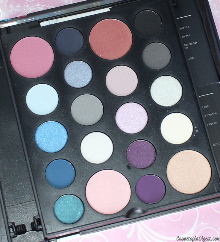 Check out the review, eye makeup looks and swatches of the Smashbox Art. Love. Colour. Master Class III Palette for Holiday 2015.