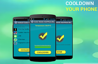 10 Aplikasi Android Pendingin Suhu Terbaik