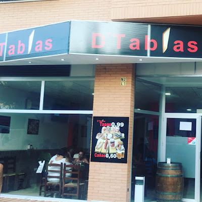 d`tablas, gastronomia, restaurante, tapeo,
