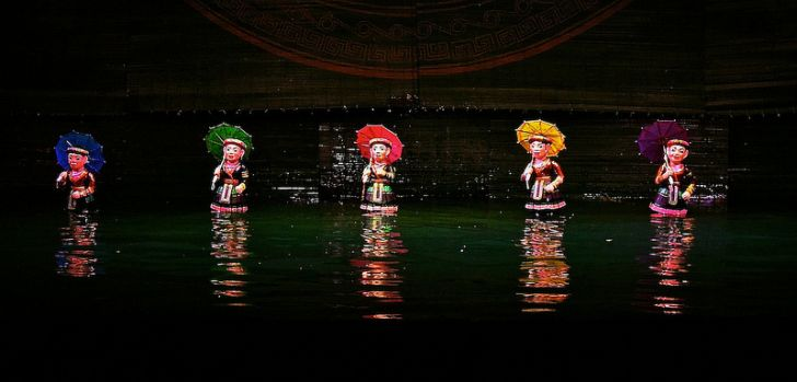8 Things to See and Do in Vietnam - Watch the water puppets