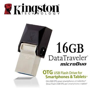 pen drive kingston micro duo per cellulare