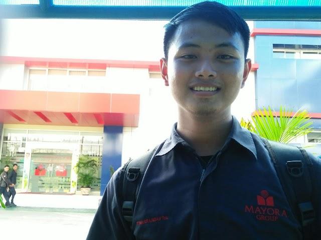 Dengan Persiapan yang Matang Alumni S1 Teknik Elektro UTM Berhasil Kerja di Mayora Grup