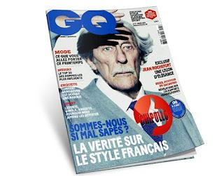 Magazine GQ – N37 de Mars 2011(FR)