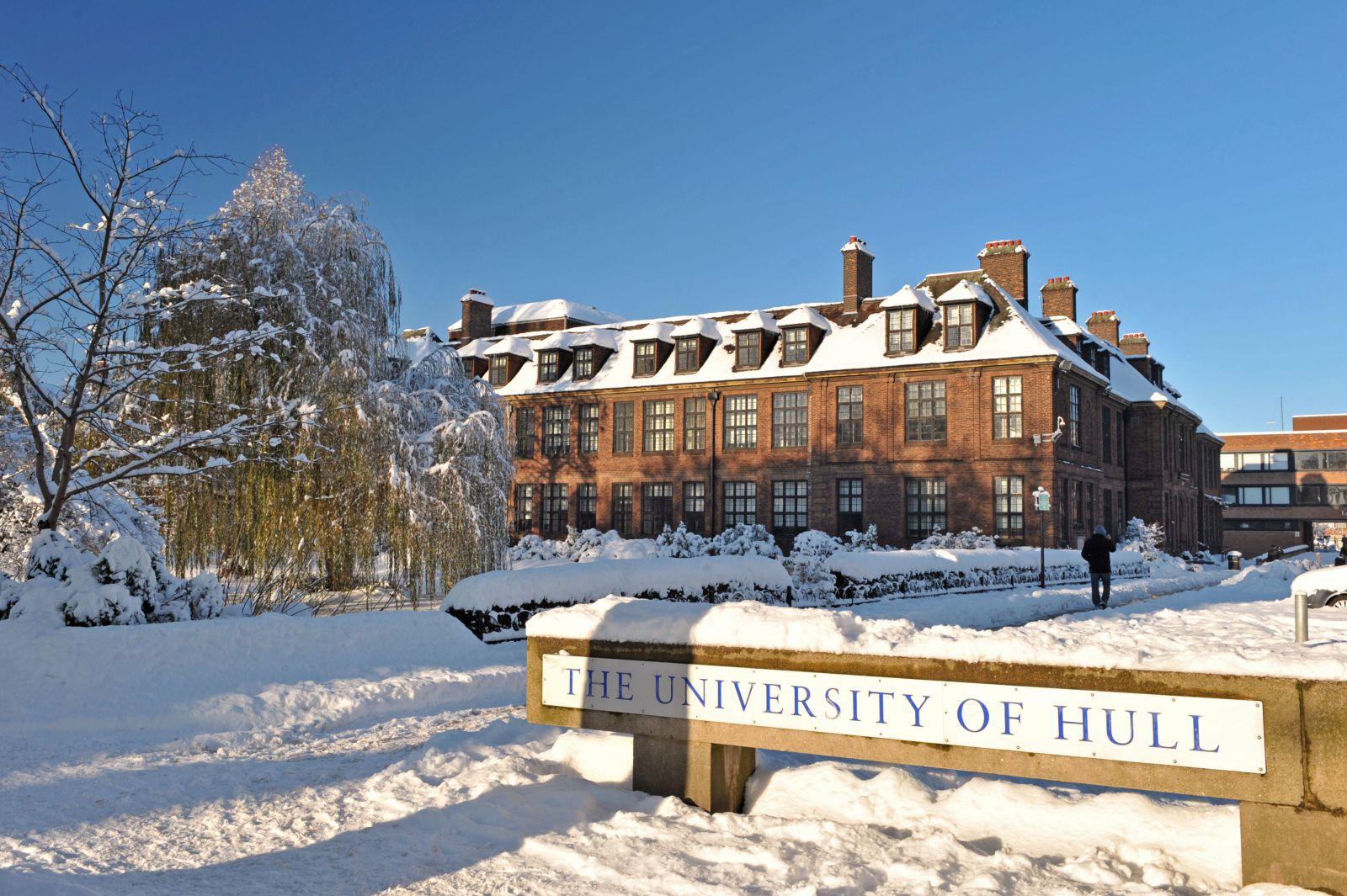Alan Johnson PhD Scholarship