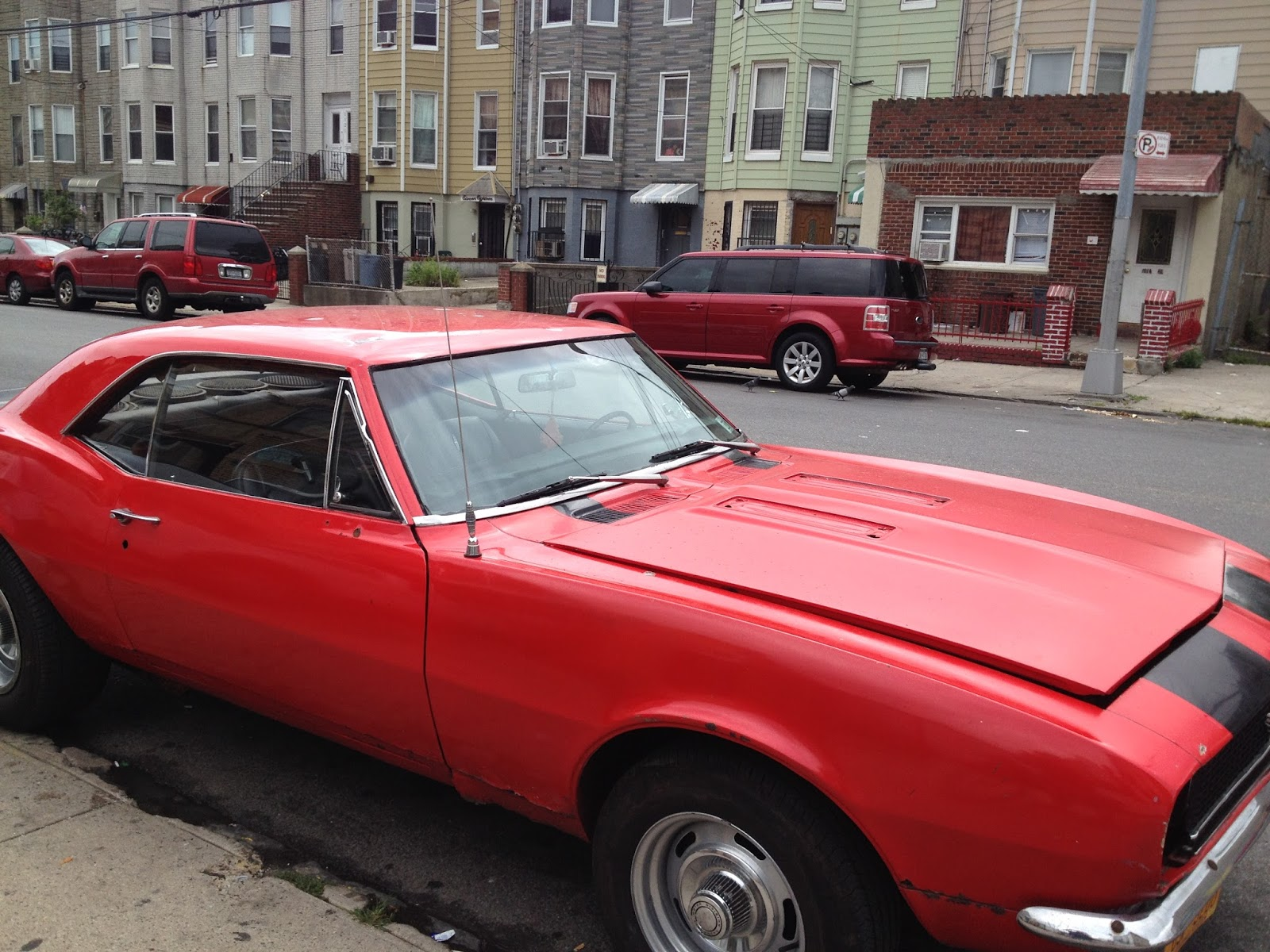 NYC Hoopties - Whips Rides Buckets Junkers and Clunkers: September 2016