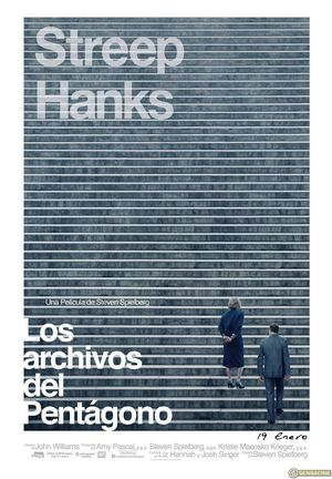 Poster The Post 2017