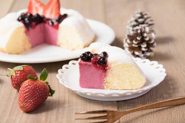 2017 森果香 耶誕節 限定 耶誕蛋糕 台中耶誕節蛋糕 聖誕節蛋糕