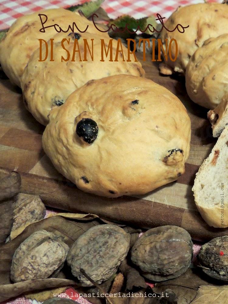 Pan caciato di san martino - www.lapasticceridichico.it