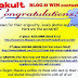 YAKULT - BLOG AND WIN 2012