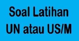 Contoh Soal UN Matematika SD Dalam Menyelesaikan Soal Cerita Operasi Hitung Campuran Bilangan