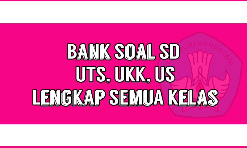 Bank Soal SD