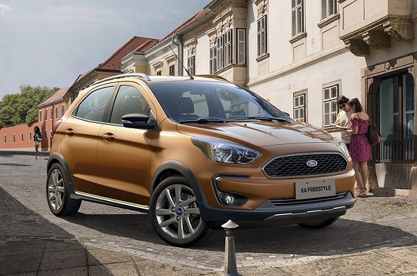 Ford Ka Freestyle Argentina