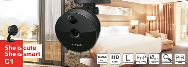 Camera Foscam- hiệu quả lâu bền- yên tâm về chất lượng - 174720