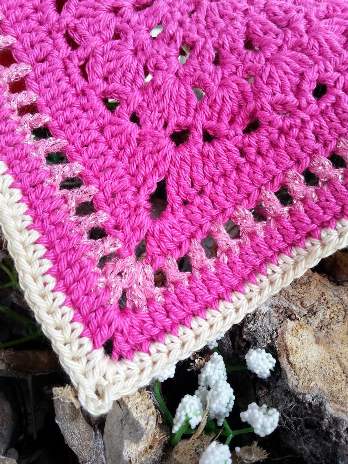 De Creatieve Wereld Van Terray Crochet Along 2015 Week 1