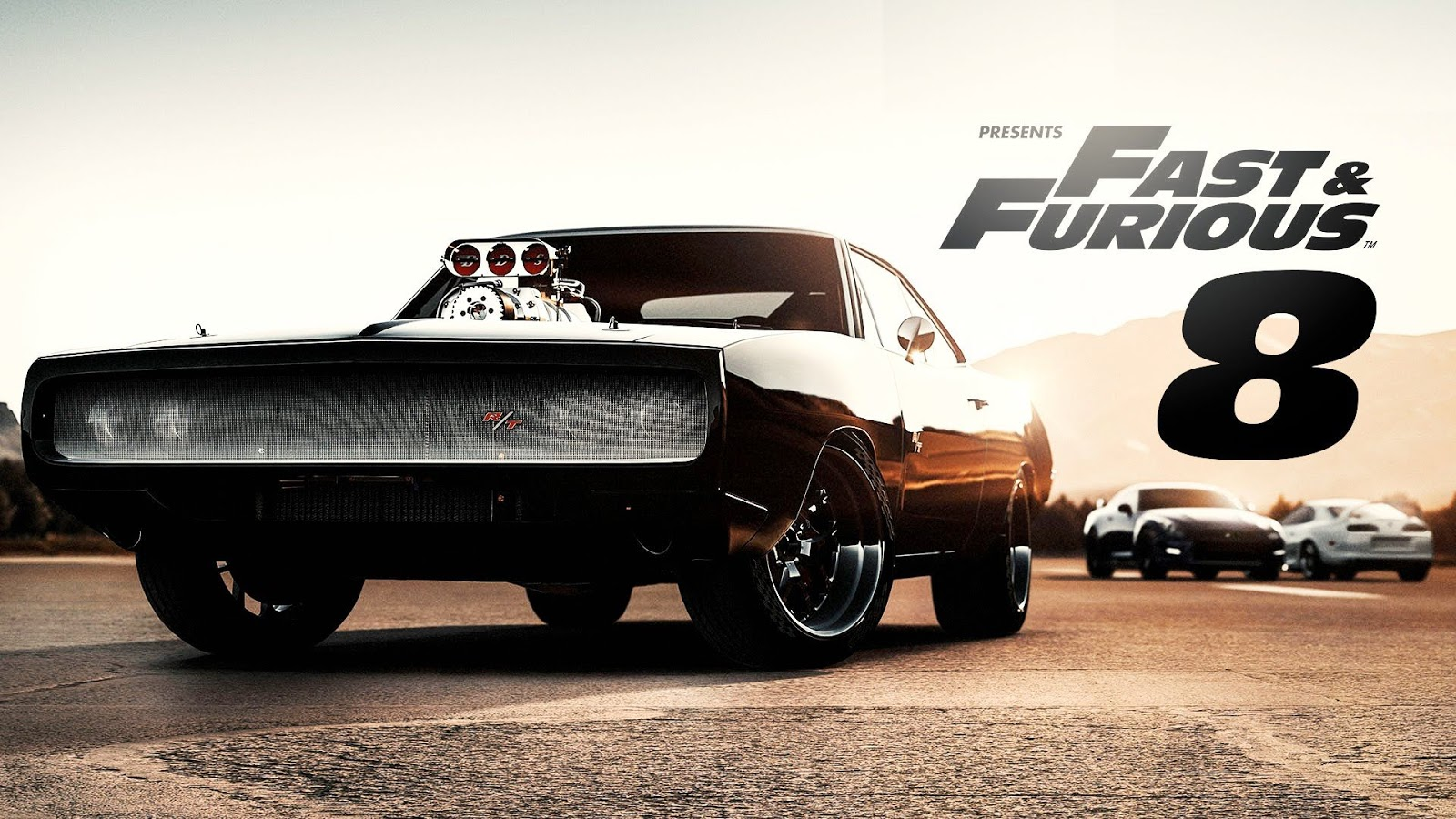 Watch Movie Fast & Furious 8 : The Fate of the Furious (2017)
