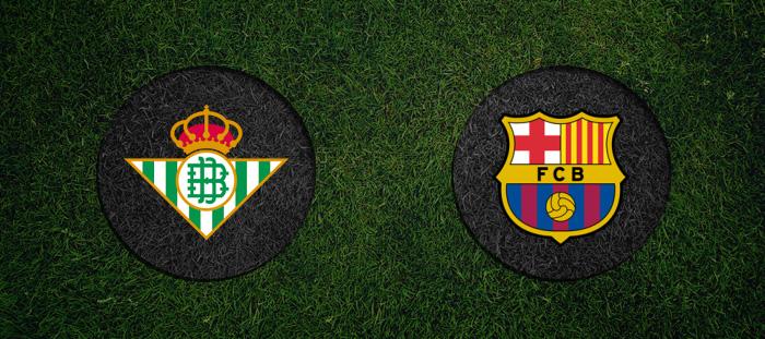 برشلونة وريال بيتيس بث مباشر