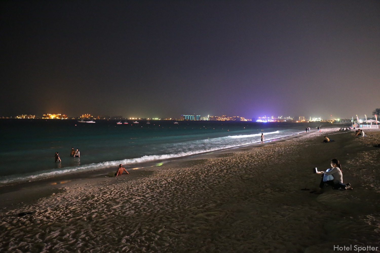 InterContinental Dubai Marina - recenzja hotelu - plaza