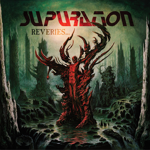 "Supuration - ""Reveries..."" (2015)"