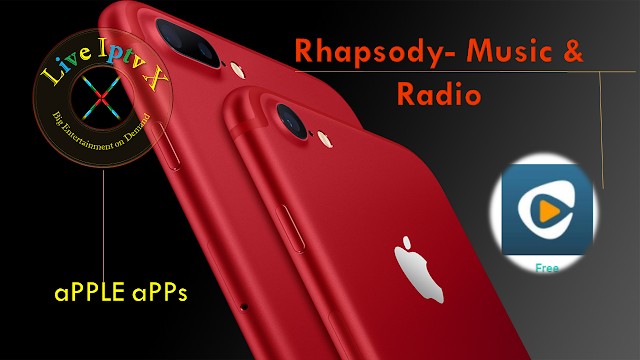 Rhapsod App (Updated)