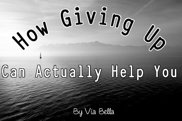 How Giving Up Can Actually Help You, Christian Thought, Church, Submitting, Gospel, Giving Up, Growing, Spirituality, Via Bella