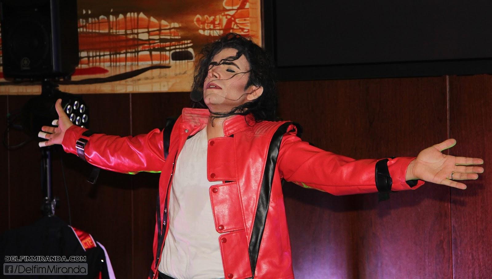 Delfim Miranda - Michael Jackson Tribute - Thriller - Live hotel performance