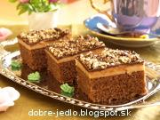 Orechový koláč - recept