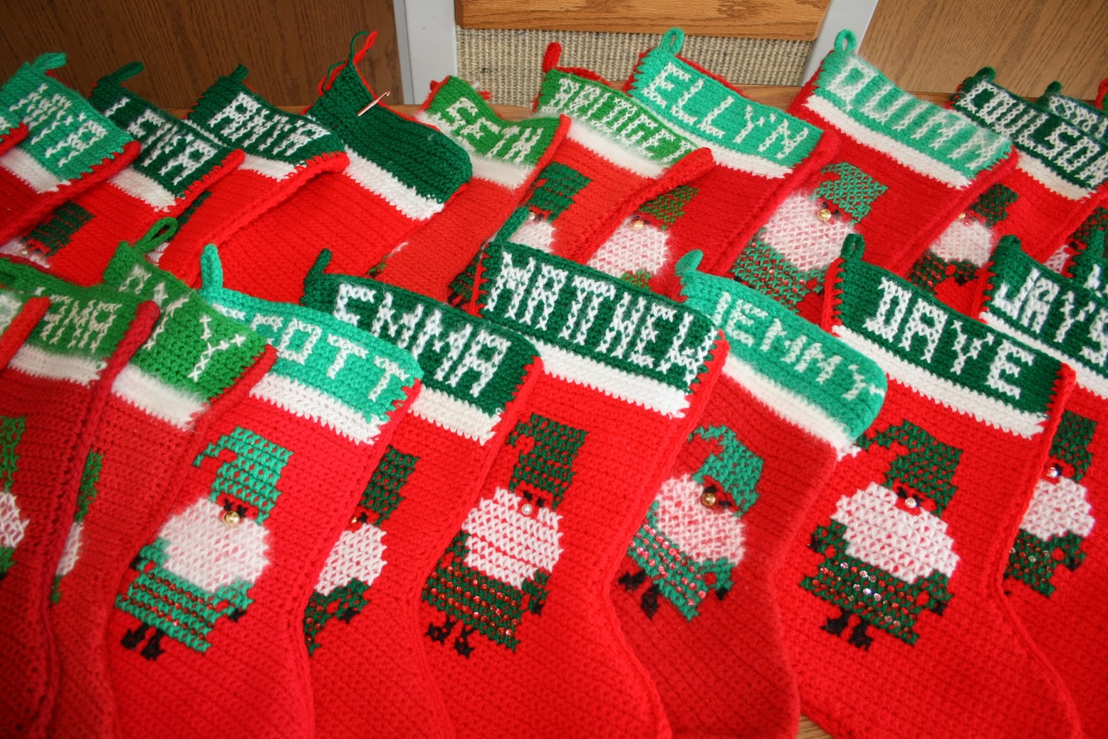 History Of Christmas Stockings.Revealing Roots And Branches Incorporating Family History